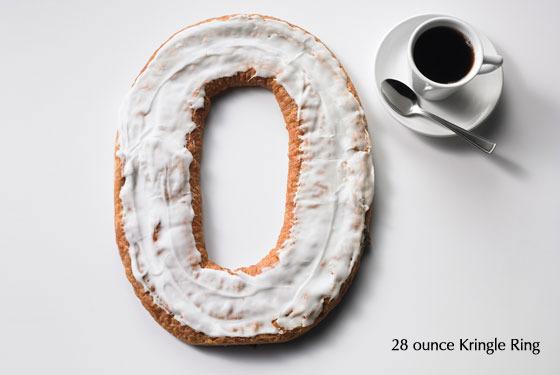 28 Ounce Ring Gourmet Kringle
